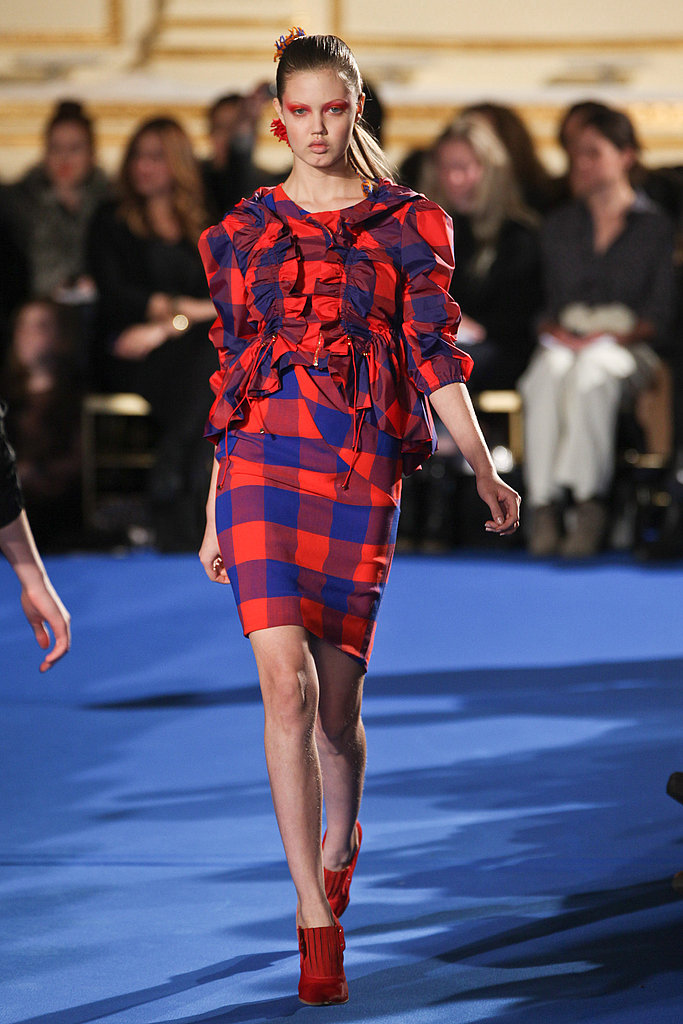 2011 Fall New York Fashion Week: Thakoon