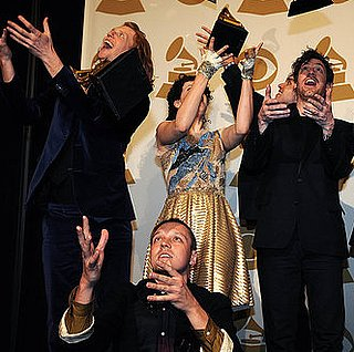 2011 Grammy Awards Winners
