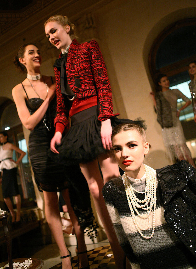 2011 Fall New York Fashion Week: Alice + Olivia