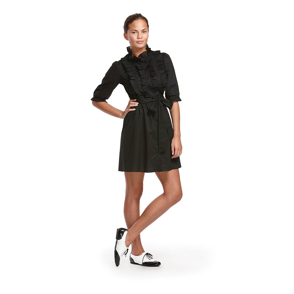 Alice Temperley For Target Voile Ruffle-Front Dress ($35)