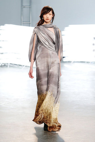 Fall 2011 New York Fashion Week: Rodarte
