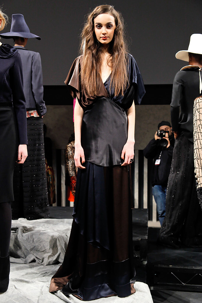 2011 Fall New York Fashion Week: Chris Benz