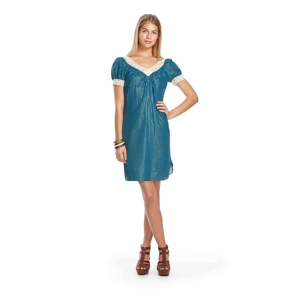 Jovovich-Hawk For Target Lurex Mini Dress ($35)