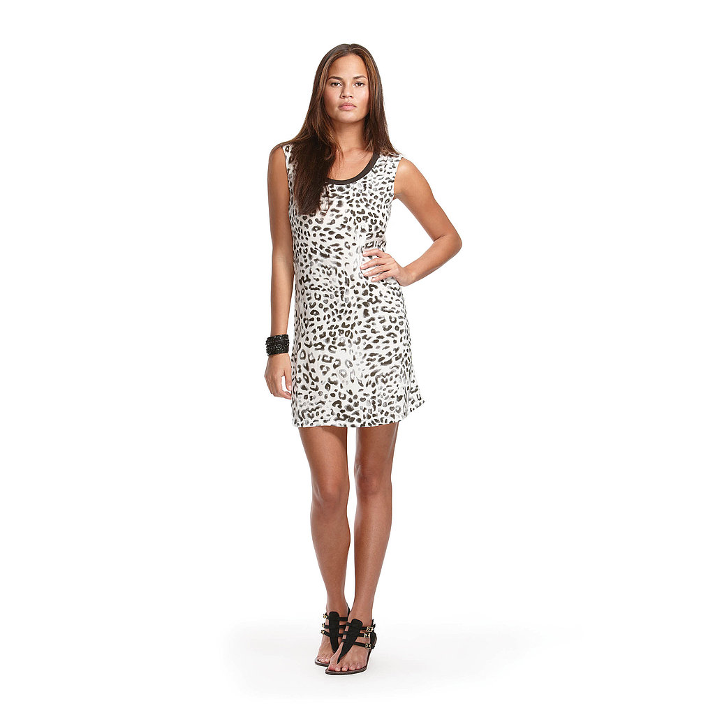 Rogan For Target Leopard-Print Shift Dress ($40)