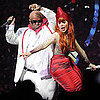 Watch Cee Lo Green With Paloma Faith&#039;s Brit Awards Performance! 2011 Video