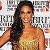 Alesha Dixon at the 2011 Brit Awards