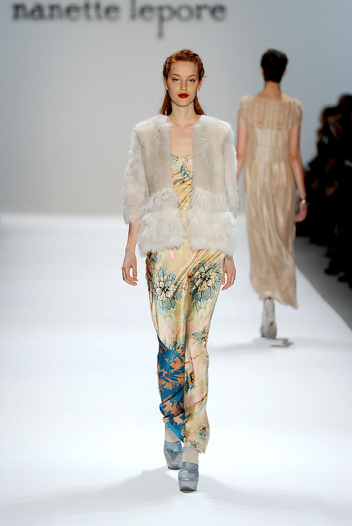 Fall 2011 New York Fashion Week: Nanette Lepore