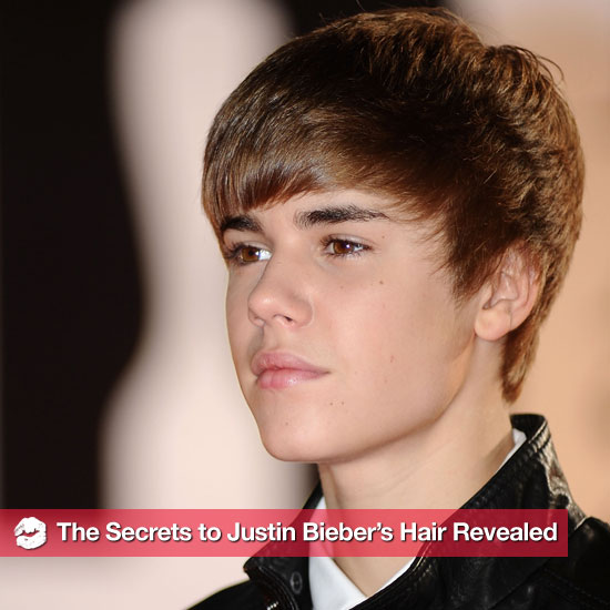 The Secrets to Justin Bieber's Signature Hairstyle Revealed