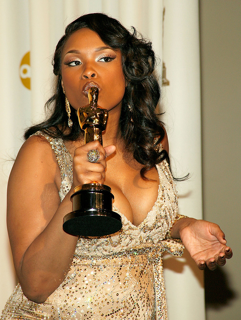 Jennifer Hudson won many awards for her role in Dreamgirls, but she topped them all off with an Oscar in 2007.