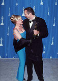 Patricia Arquette and Nicolas Cage, 1996.
