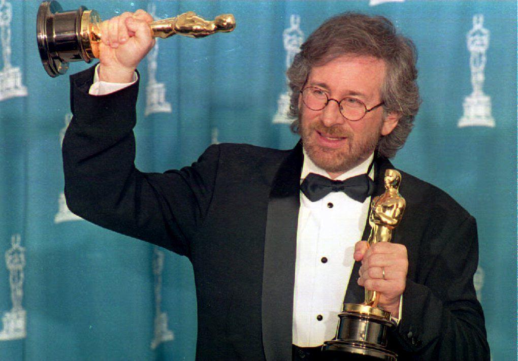 Steven Spielberg, 1994.