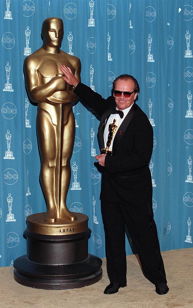 Jack Nicholson, 1998.