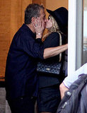 Kate Moss Kisses Mario Testino and Brazil Goodbye