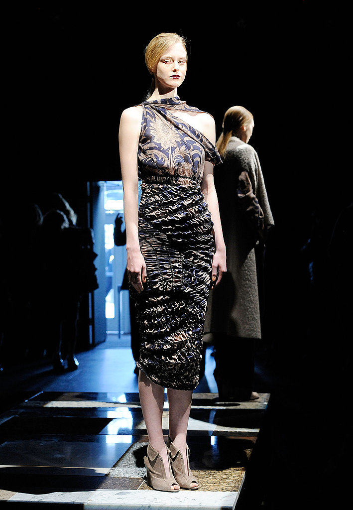 2011 Fall New York Fashion Week: Vacca