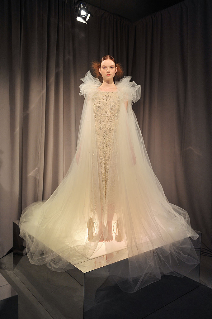 2011 Fall New York Fashion Week: Marchesa