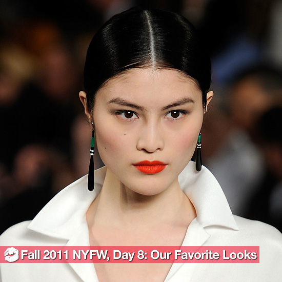 Our Favorite Looks From Fashion Week So Far: Day 8