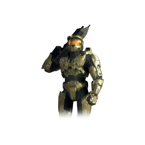 3. Master Chief 