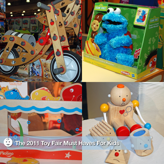 The 2011 Toy Fair Must Haves For Kids