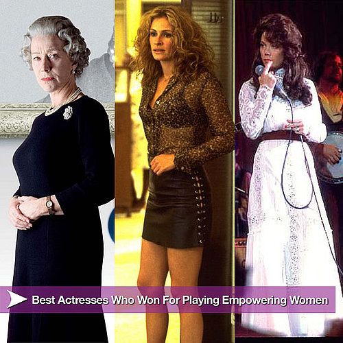 Best Actresses Who Won For Playing Inspiring Women