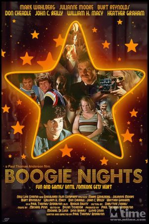 Mark Wahlberg in Boogie Nights