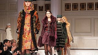 Oscar de la Renta Runway Fall 2011 New York Fashion Week