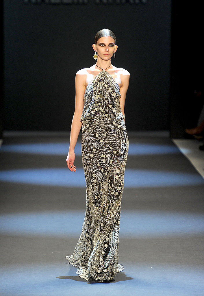 Naeem Khan Fall 2011