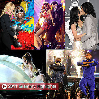 Pictures From the 2011 Grammy Awards