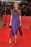 Diane Kruger Makes Herself Known in Purple Chanel at Her Berlin Premiere