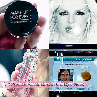 Product Placements in Britney Spears Music Video