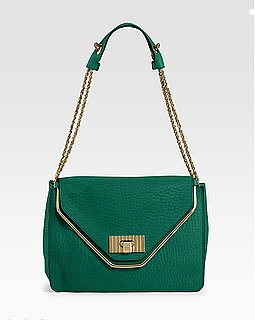 The Covet List: Needing a Pop of Color Via Chloe's Sally Bag