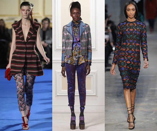 Modern Tribal Prints