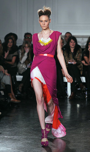 Photos of Sass and Bide's Autumn Winter 2011 at London Fashion Week 2011-02-18 15:52:26