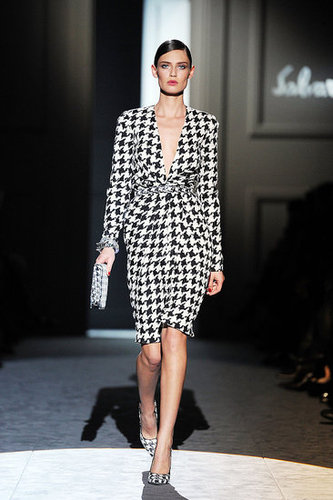 Fall 2011 Milan Fashion Week: Salvatore Ferragamo