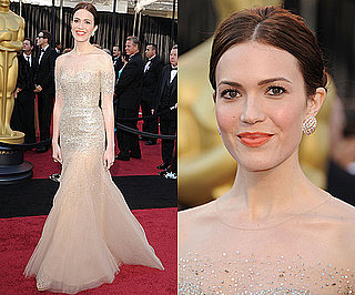 Mandy Moore at the Oscars 2011