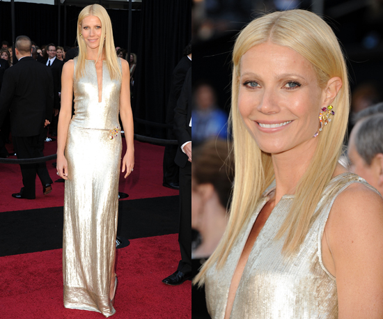 Gwyneth Paltrow at the Oscars 2011 2011-02-27 17:16:06