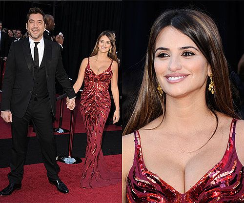 Penelope Cruz in L'Wren Scott gown at the Oscars 2011