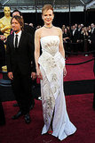 Nicole Kidman Hits the Oscars Carpet With Keith Urban!