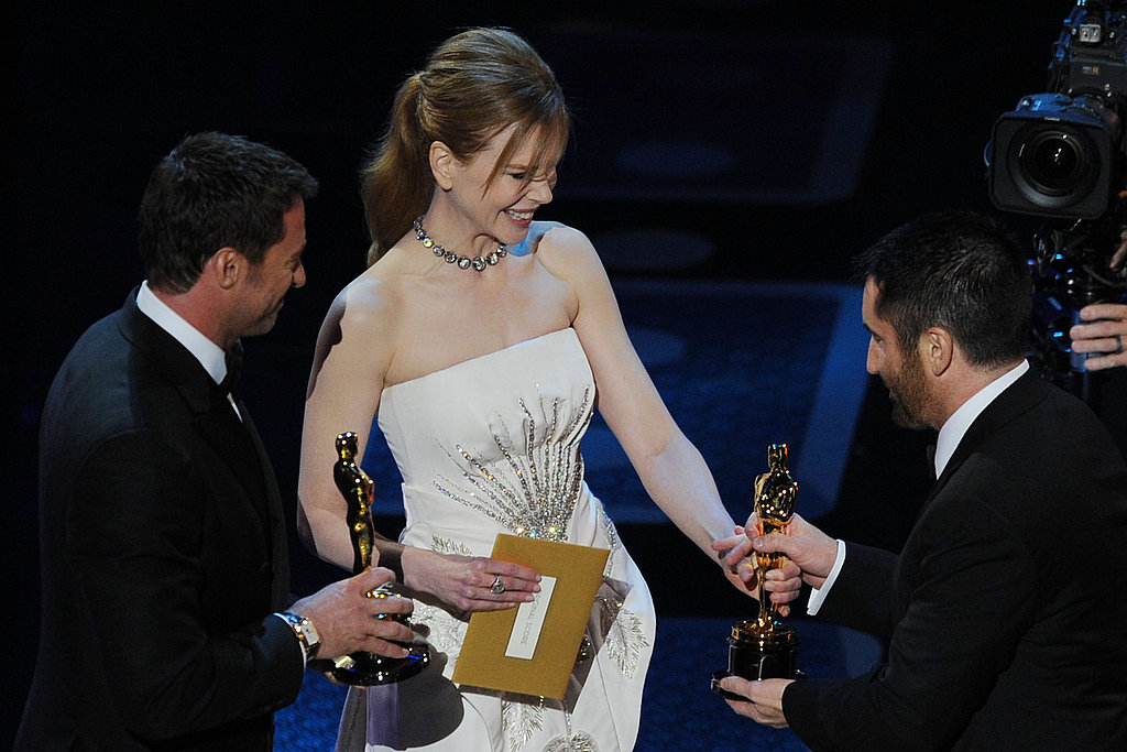 Natalie, Colin, Christian, and Melissa Win Big at the Star-Studded Oscars