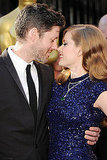 Amy Adams and Darren Legallo