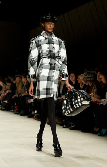 Burberry Prorsum Fall 2011