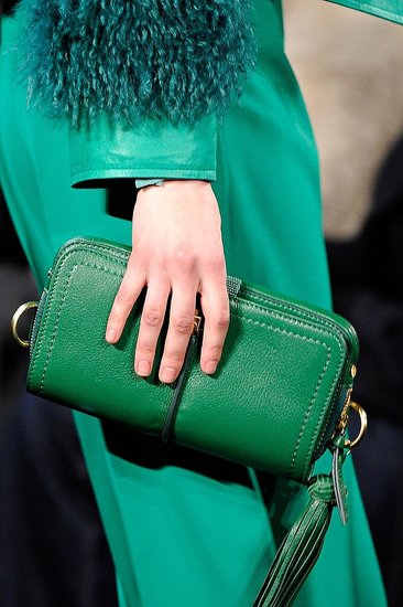 Peep Our 12 Favorite Bags From Fall 2011 New York Fashion Week!