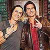 Pictures of Tom Cruise at Rock of Ages in LA