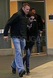 New Pics: Robert Pattinson and Kristen Stewart Touch Down in Vancouver to Play House in Breaking Dawn!