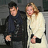 Pictures of Kate Moss and Jamie Hince Out During London Fashion Week
