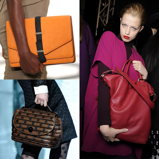 25 NYFW Bags That Have Us Excited For Fall!