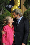 Jeff Bridges and Susan Bridges