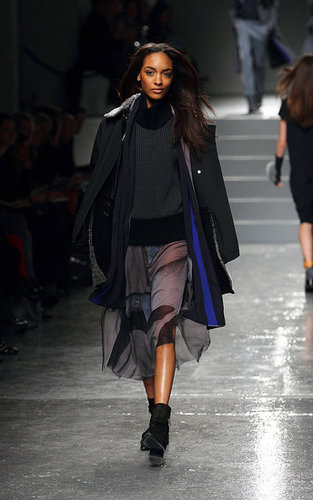 Fall 2011 London Fashion Week: Aquascutum
