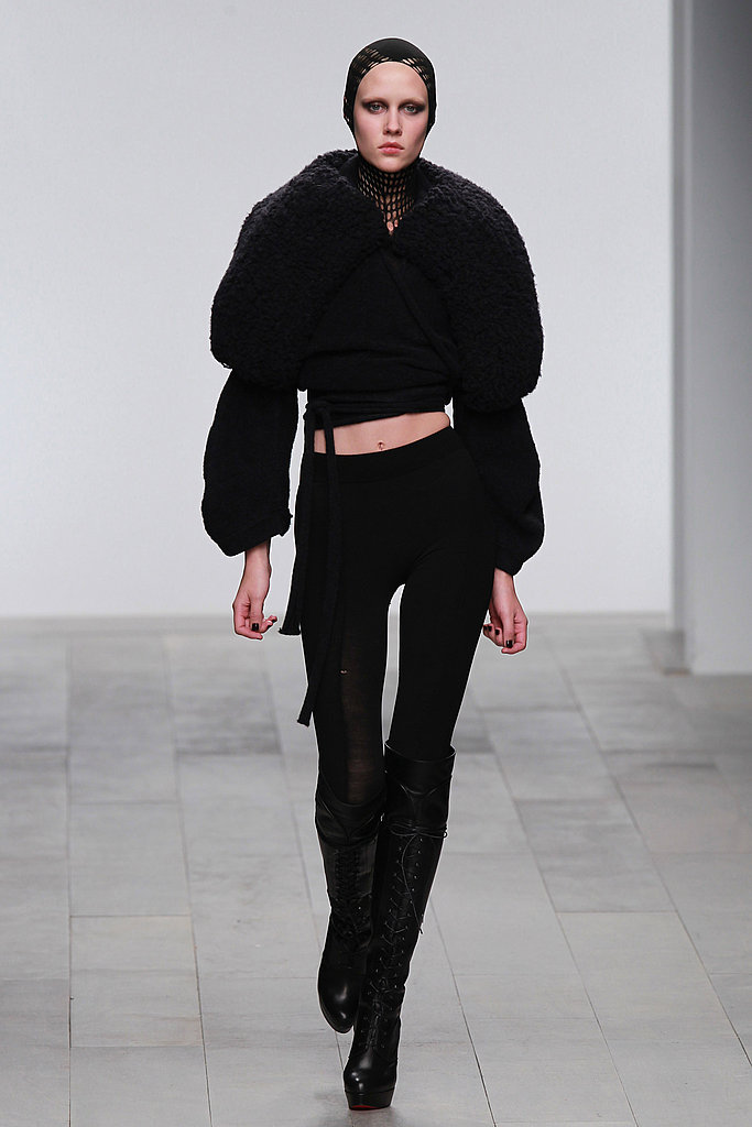 Mark Fast Fall 2011