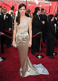 Sandra Bullock in Marchesa, 2010
