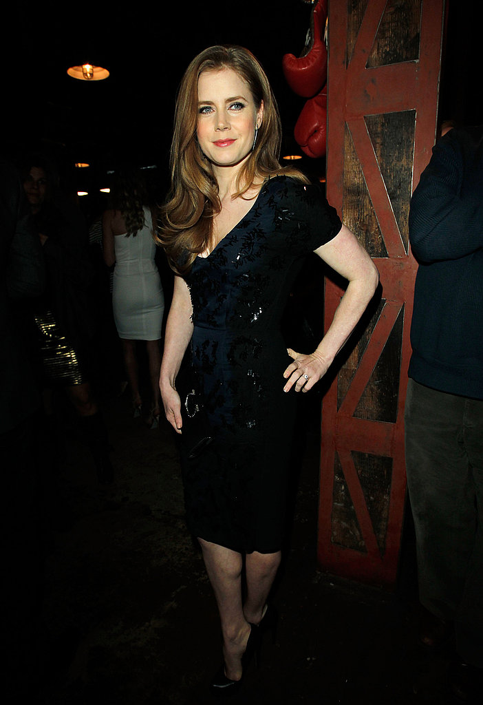 Amy Adams Punches Up a Party For The Fighter With Darren, Channing, Jenna, Gerard, and More!